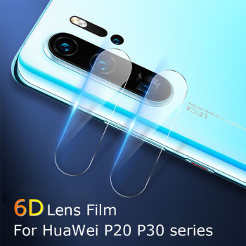 Clear Back Camera Lens Screen Protector For Mate 20X 20 Lite Pro Protective Film Tempered Glass For Huawei P20 P30 Pro Lite image