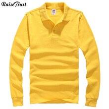 Топ homme рубашка мужская брендовая с длинными рукавами мужские рубашки в стиле кэжуал хлопок лацкан европейский размер solid polo Однотонная рубашка