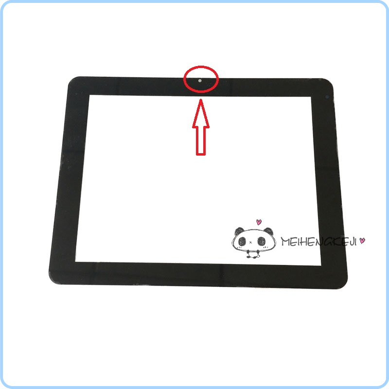New 9.7'' inch Digitizer Touch Screen Panel glass For Cube U19GT Free Shipping a new mglctp 90894 9 6for cube u63 gt u63 cube u63gt touch screen digitizer glass touch panel 224x158mm