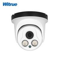 HD IP Camera 1080P 2MP Vandalproof IR Dome Video Surveillance Security Camera 2pcs Array Led 30M