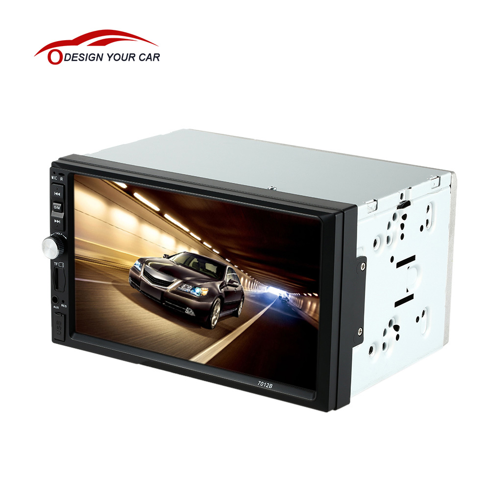 universal 2 din car mp5 player car autoradio video. Black Bedroom Furniture Sets. Home Design Ideas