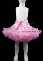 Wholesale Infant Skirts Knee Length Skirt Petticoat Baby Lace Skirts Little Girls Pettiskirts Baby Skirts