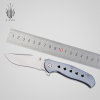 Kizer Outdoor Hunting Knives Essential Knife Ki4495 High Hardnes Combat Survival Knife High Quality Hand Tool