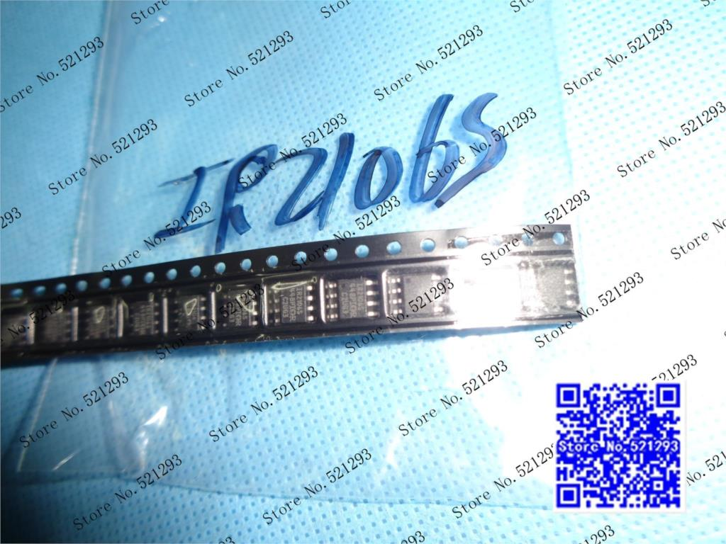 Original <font><b>IR2106S</b></font> IR2106 2106S SOP8 50PCS/LOT in Stock image