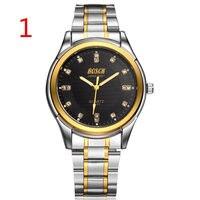 Подлинные наручные часы мужские 2018 Новая автоматическая водонепроницаемые механические наручные часы кварцевые часы с подсветкой Ремень