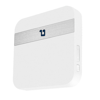 Wireless Doorbell Chime Door Window Sensor Alarm Chime Entry Indoor Chime фото