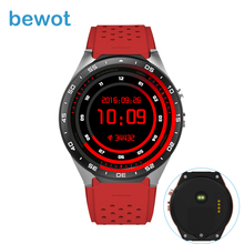 bewot Smart watch Phone Bewot KW88 Smartwatch Wrist Watch Quad Core MT6580 Android 5.1 1.39″ AMOLED Display as Huawei Watch