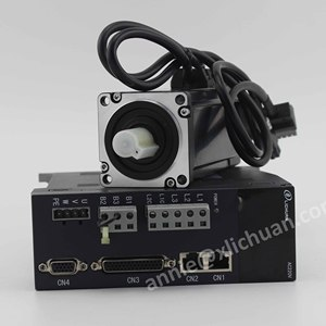 Image 5 - Lichuan 400w servo motor with driver kit 60st 01330 ac servo motor AC220V 3000rpm AC motor servo cnc for cnc servo kit
