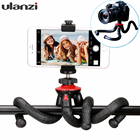Ulanzi Octopus Flexible Tripod with 360 Panoramic Ball Head for iPhone,Tripod Monopod for Nikon Canon DSLR Camera Gopro Hero 6 5