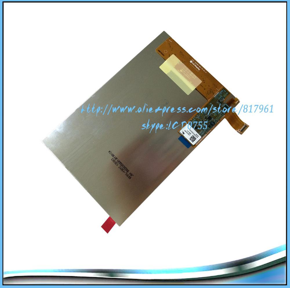 Baru Lcd Display Matrix 7 Inch Untuk Prestigio Multipad Pmt3777 3g Lensa Jepit Tablet Layar Panel Bingkai Penggantian Gratis Pengiriman