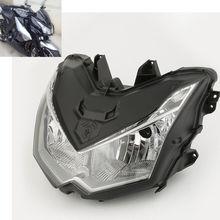 Motorcycle Headlight Head Light Lamp Assembly For Kawasaki Z1000 2010 2013 11 12