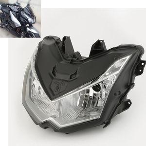Image 1 - Motorcycle Headlight Head Light Lamp Assembly For Kawasaki Z1000 2010 2013 11 12