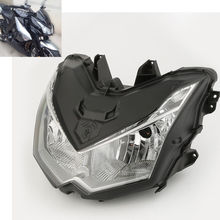 Фара мотоцикла головной свет лампы в сборе для Kawasaki Z1000 2010-2013 11 12