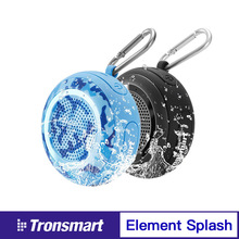 Tronsmart Elemento Respingo À Prova de Choque Sem Fio Bluetooth Speaker Soundbar IP67 À Prova D' Água Ao Ar Livre Portátil para Computador telefone