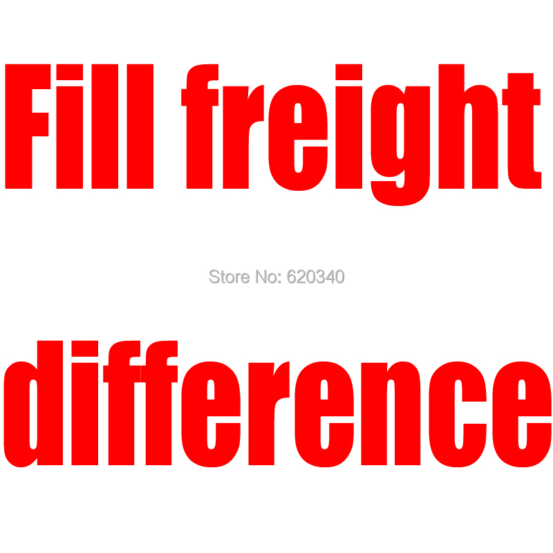 Fill Freight Difference  Store No.620340