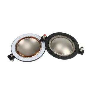 Image 3 - GHXAMP Altavoces de Bobina de voz agudos de 74,5mm, anillo de Tweeter de película de titanio, altavoz con diafragma de voz, accesorios DIY, 1 par