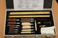 27 In 1 rifle shotgun .177~.50 all caliber Barrel cleaner cleaning Brush Kit hunting shooting M8043
