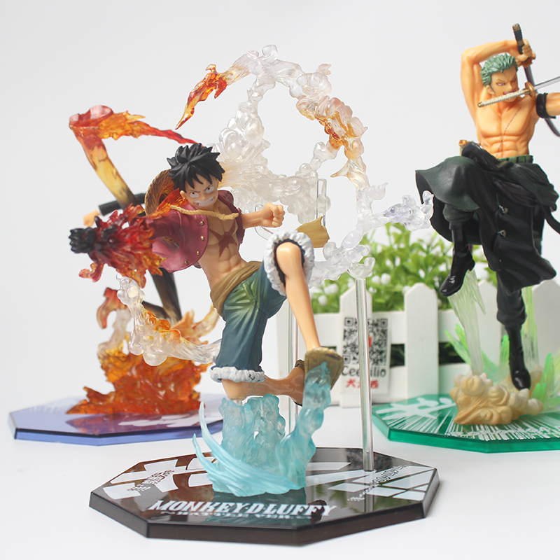 One Piece Figures Pop Duo