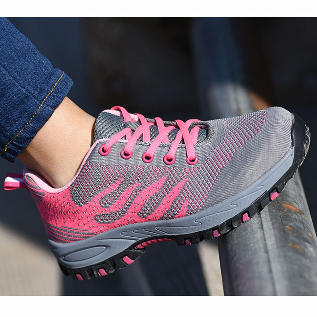 Women Shoes Woman Sneakers 2019 Casual Lace-Up Off White Designer Shoes Trainers Breathable Mesh Women Ladies Sneaker