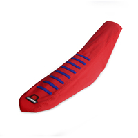 NICECNC Motorcycle Gripper Soft Seat Cover Fit For Honda CRF 250R 2010 2013 CRF 450R 2009 2012 CRF250R CRF450R CRF 250 R 450 R
