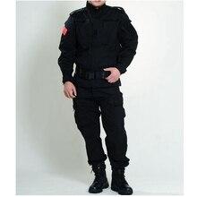 Высокое качество прочный тактический страйкбол одежда армейский Военный Камуфляжный костюм Открытый Охота Пейнтбол Стрельба боевая рубашка