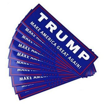Bumper Sticker - Trump MAGA (10pcs) 1