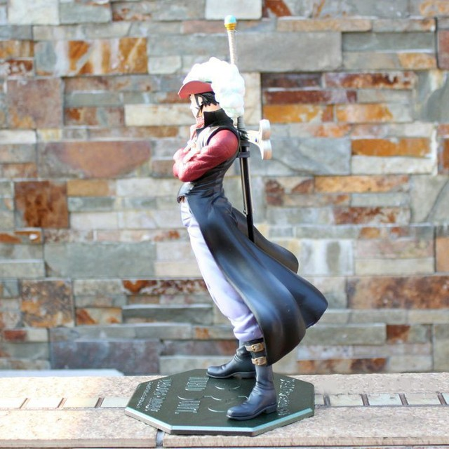 One Piece Dracule Mihawk PVC Action Figure Toy