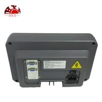 Токарный фрезерный станок 2 оси устройство цифровой индикации набор и точность 5um линейные весы/длинная линейка