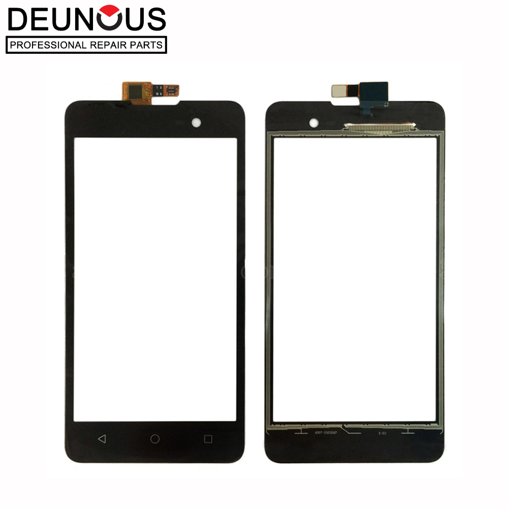 New For Wiko Lenny 2 Capacitive Touch screen Digitizer front glass replacement TouchScreen For Micromax Spark 2 Q334