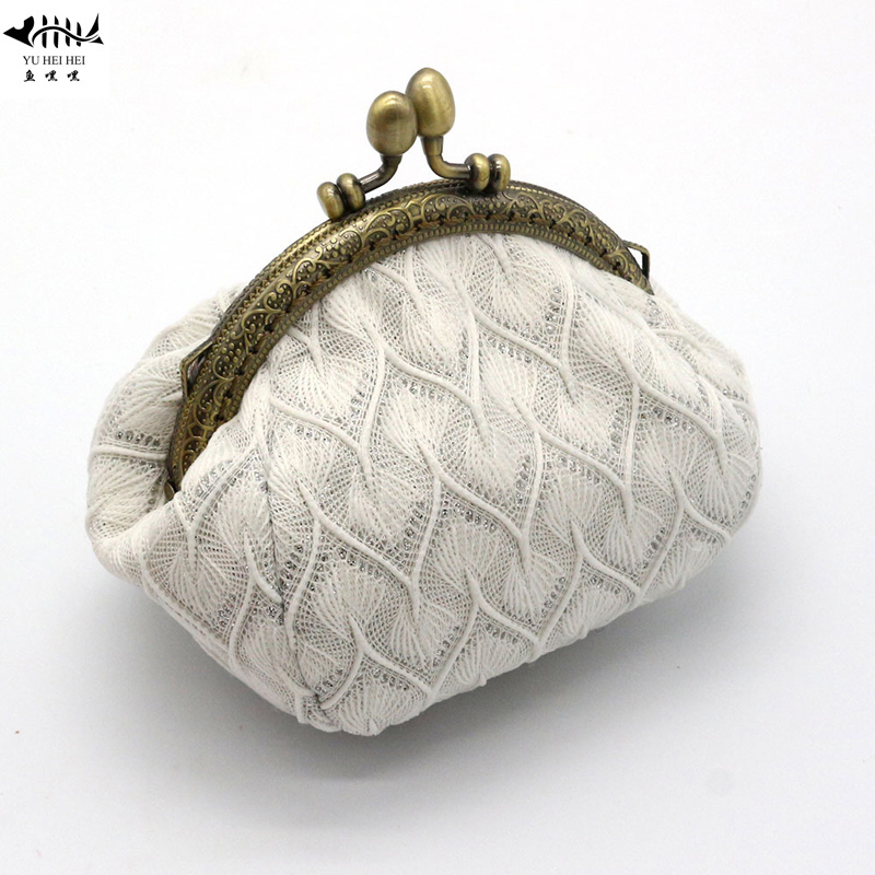 Selfless 2018 New Mini Fashion Kiss Lock Women Coin Purse Wallet Wedding Bag Really Lady Girl Wallets Card Hold Key Bags Free Shipping Coin Purses Coin Purses & Holders