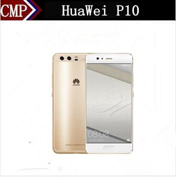 "Original HuaWei P10 4G LTE Mobile Phone Kirin 960 Android 7.0 5.1"" FHD 1920X1080 4GB RAM 128GB ROM 20.0MP Fingerprint NFC OTG"