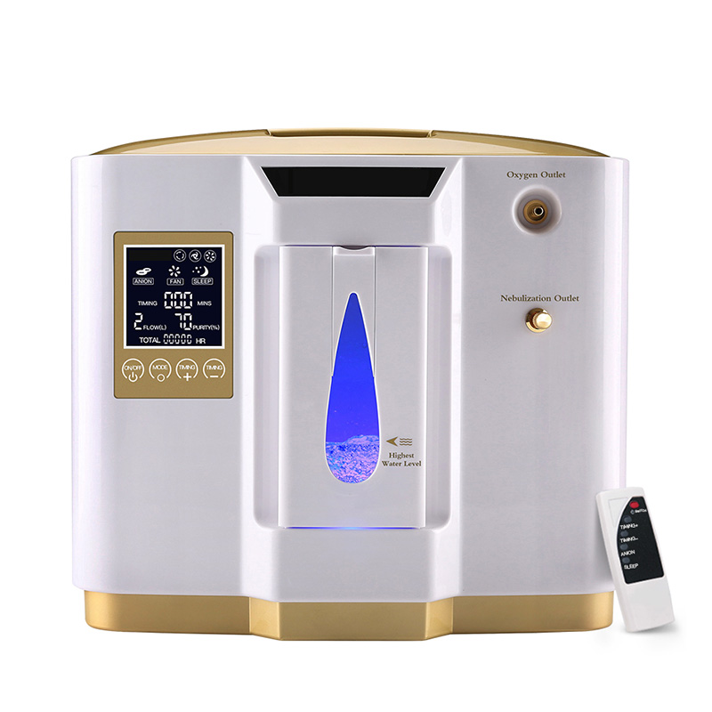 Oxygen Concentrator Machine Medical 6L Oxygen Generator Air Concentrator Home Air Purifier medical oxygen concentrator for respiratory diseases 110v 220v oxygen generator copd oxygen supplying machine