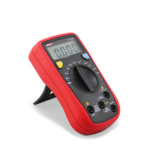 UNI-T UT136C Digital Voltage Tester Multimeters Auto Range AC DC Frequency Resistance Professional Mini