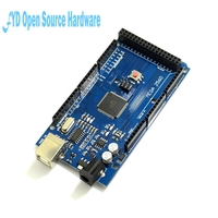 Mega 2560 R3 Mega2560 REV3 ATmega2560 16AU CH340G Board Without USB Cable Compatible For Arduino