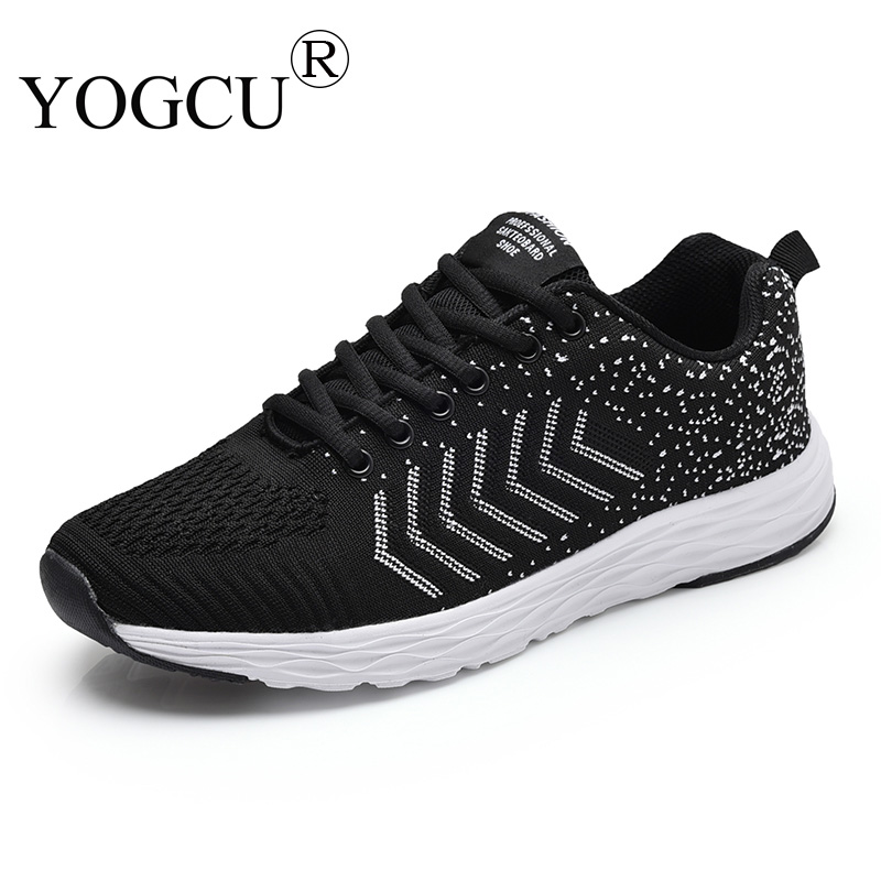 Mens Sports Shoes Athletic Non-slip Sneakers Youth Mesh Fly Lightweight Wearable Breathable Superstar Running Shoes