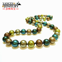 Classic Fashion 45cm 140cm Mother Pearl Necklace fine jewelry 8mm Mother Pearl, Quite Popular Good cost performance Choker