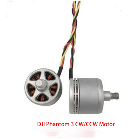 Peças de Reparo Ccw para Phantom3 Original Fantasma Motor 2312a cw – Drone Acessórios Frete Grátis Dji 3
