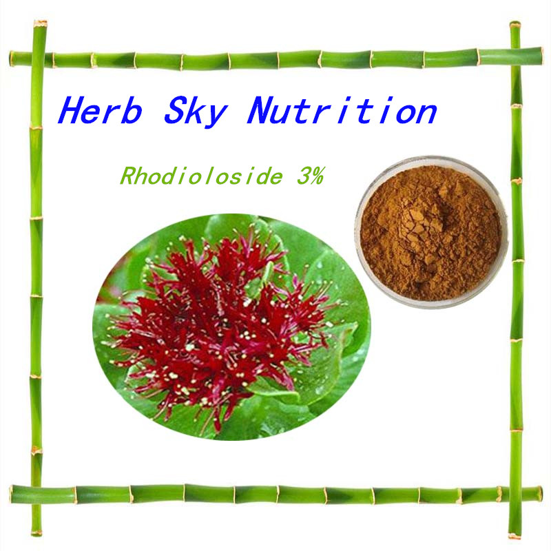 Herb Sky Nutrition Best Selling Rhodiola Rosea  3% Rhodioloside