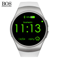 Smartwatch 2016 Health Heart Rate Monitor Android Smart Watch Sim Card Phone Sleep Sport Pedometer Sedentary Bluetooth Music Ios