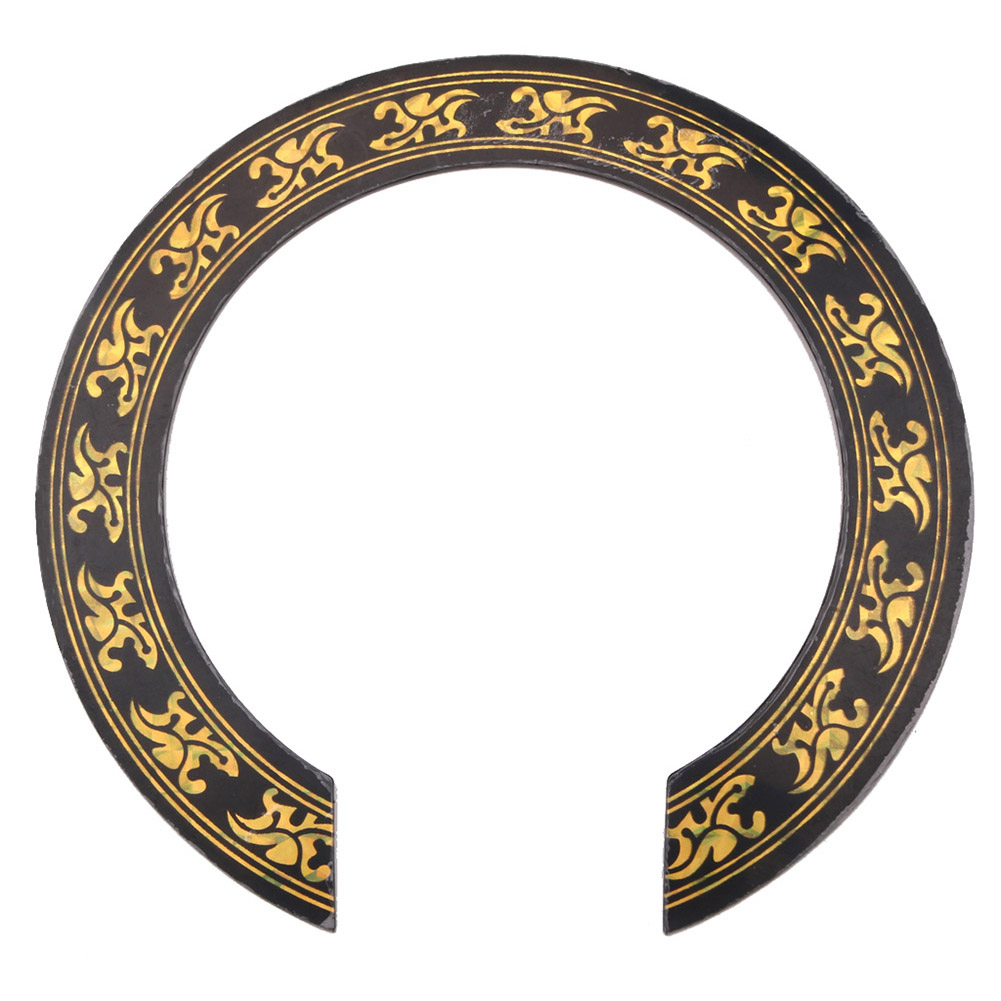 Soundhole Decal Sticker Rosette Parts Replacement Decoration For Acoustic Guitar  YA88