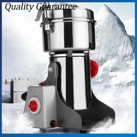 Electric Industrial Cocoa Nut Grinder/Peanut Powder Making Machine 800G 220V