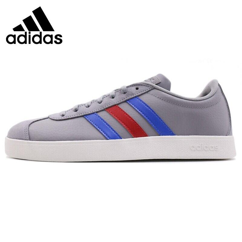 Original New Arrival 2018 Adidas Neo Label VL COURT Men's Skateboarding Shoes Sneakers кеды мужские adidas vl court 2 0 цвет синий da9854 размер 7 5 40