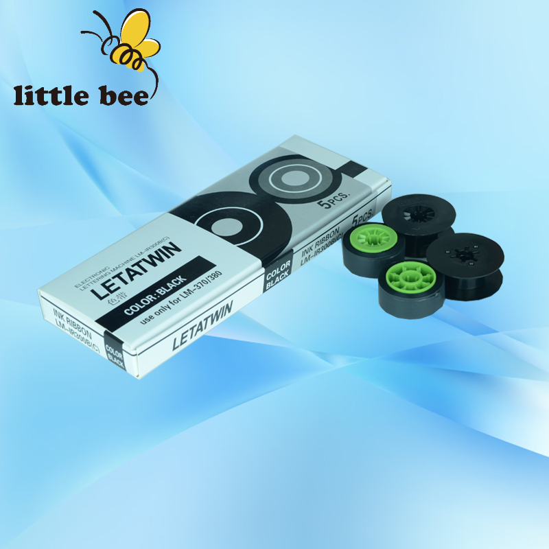 INK RIBBON LM IR300B compatible for MAX LETATWIN electronic lettering machine LM 370E LM 380A LM