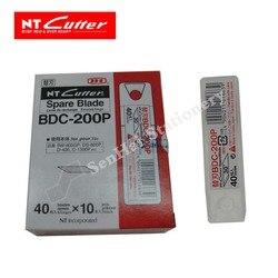 Giappone Cutter BDC-200P 30-gradi angolo di penna coltello 400 pz/lotto