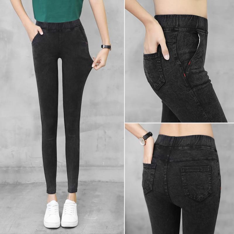 Cheap Wholesale 2018 New Autumn Winter Hot Selling Women's Fashion Casual Popular Long Pants L598