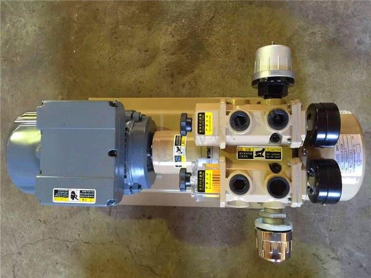 Oil-free vacuum pump rotary vane pump / air pump / printer air pump WZB15-P-V-03 3-phase power 380V orion vacuum pump krx3 p v 03