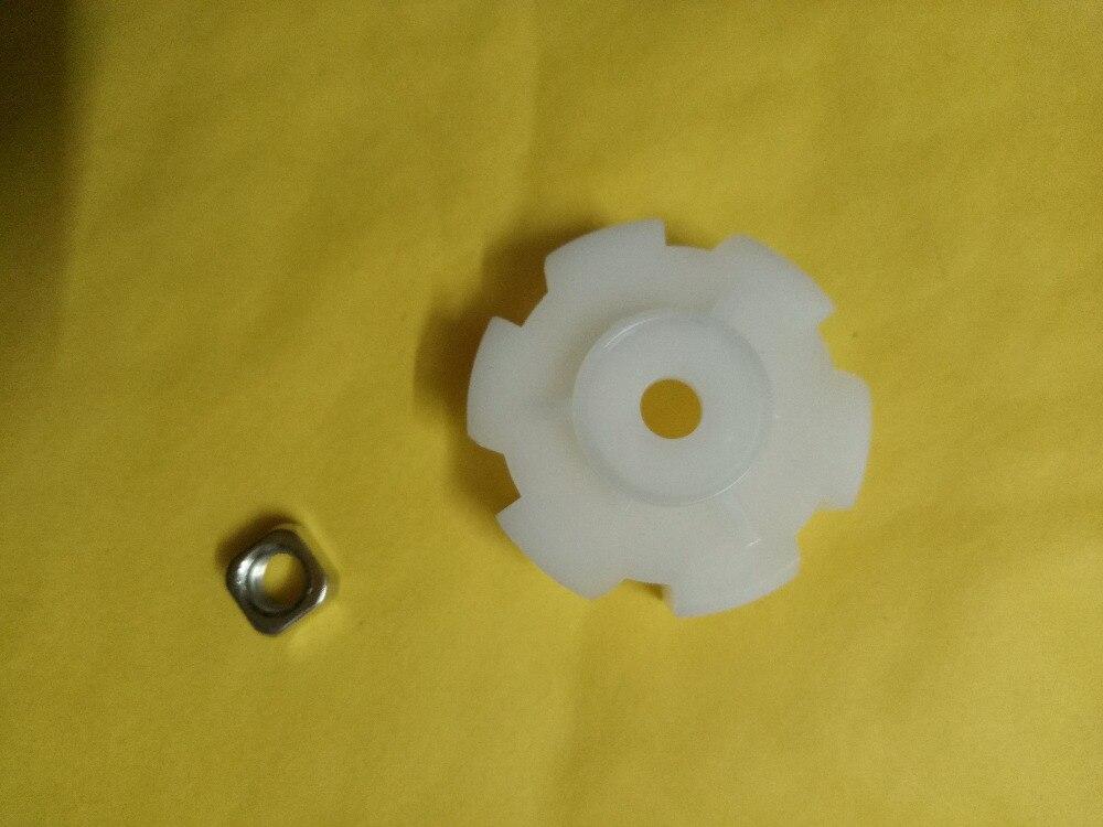 German Ice Crusher Accessories/clutch/plastic Wheel JB3010, JB3060, MX2000, MX2050, 4184, 4186 For BRAUN/No Original/have Screw