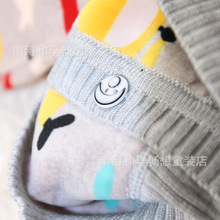 Fashion Autumn Winter Baby Girls Boys Sweater