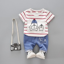 2-Piece Summer Bear – Clothing Set