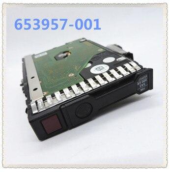 652583-B21 653957-001 600G10K 2.5 SAS 693569-003 Garantire Nuovo in scatola originale. Ha promesso di inviare in 24 ore